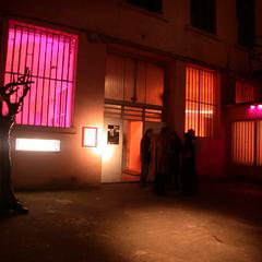 Théâtre de l'Elysée entrée