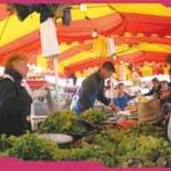 saint-Priest - marché