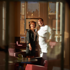 Marie et Guy Lassausaie