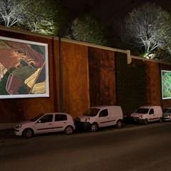 mur Végétal Lumière