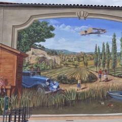 Albigny - Fresque