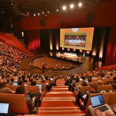 Amphithéâtre - Centre de Congrès de Lyon