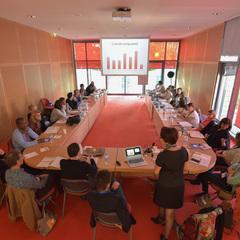Salle de réunion Centre de Congrès de Lyon