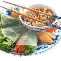 assiette asiatique