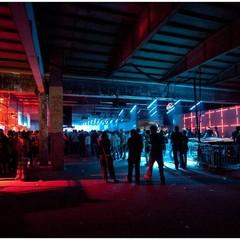 Nuits sonores au Marché Gare