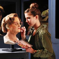 Maquillage Mrs Doubtfire