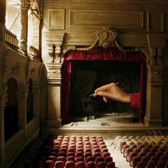 Le Théâtre abandonné