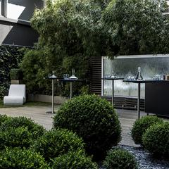 La jardin intérieur