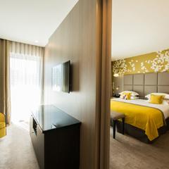 Suites rénovées avec balcon