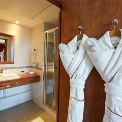 Salle de bains de nos suites