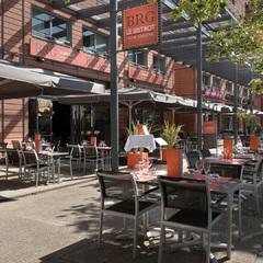 Terrasse de notre restaurant