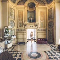 Lobby Villa Florentine