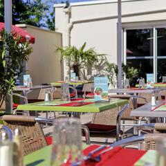 Terrasse restaurant Ibis Kitchen