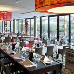 Restaurant Le Cocon, hôtel Golden Tulip Lyon Eurexpo