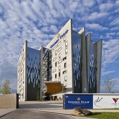 Façade de l'hôtel Golden Tulip Lyon Eurexpo