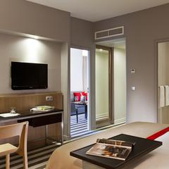 Suite de l'hôtel Golden Tulip Lyon Eurexpo