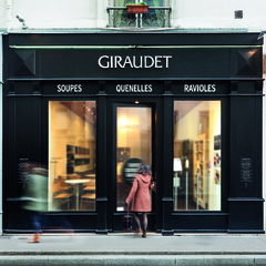 Boutique Giraudet Bellecour