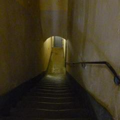 Traboule 118 Montée Grande Côte - 7 rue Terme