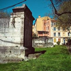 Mausolées Romains de Trion