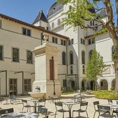 Terrasse - InterContinental Lyon -  Hotel Dieu