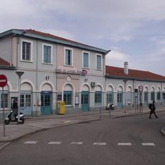 Gare de Givors ville