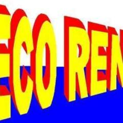 Logo eco rent