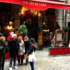 Balade rue Mercière