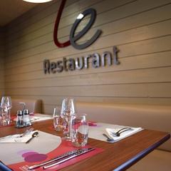 Campanile Lyon Est Bron Restaurant