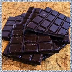 Dégustation tablette de chocolat