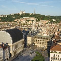Lyon dans le Résistance