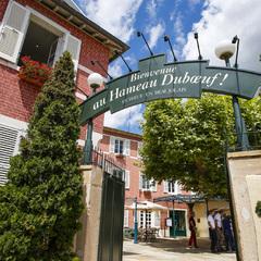 Entrée du Hameau Duboeuf