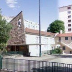 Villeurbanne - église Saint François Régis