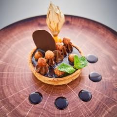 Dessert Chocolat noisettes Terminal 50