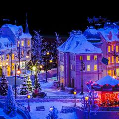 village de Noël... toute l'année !