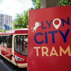Découvrez Lyon City Tram