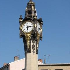 Horloge de Tassin