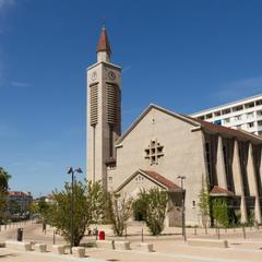 Eglise Saint Charles de Serin