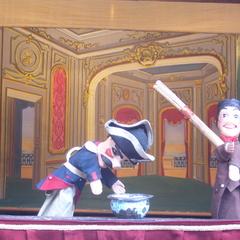 Véritable Théâtre Guignol du Parc de la Tête d'Or