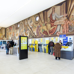Bureau de poste de Lyon Bellecour