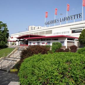 Copyright Galeries Lafayette