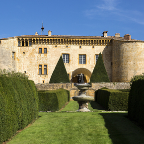 Copyright Château de Bagnols