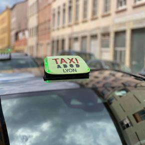 Copyright Taxi Radio Lyon