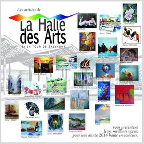 Copyright la halle des arts