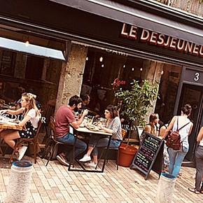 Copyright Copyright © Le Desjeuneur
