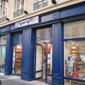 Copyright la belle-iloise