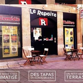 Copyright Le Repaire de la Comédie
