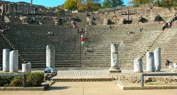 Théâtres romains de Fourvière