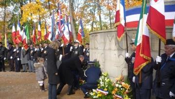Cérémonie de l'Armistice du 11 novembre