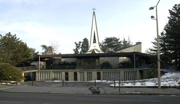 Eglise Notre Dame du Point du Jour