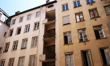 Traboule 20 rue Imbert Colomès - 55 rue des Tables Claudiennes